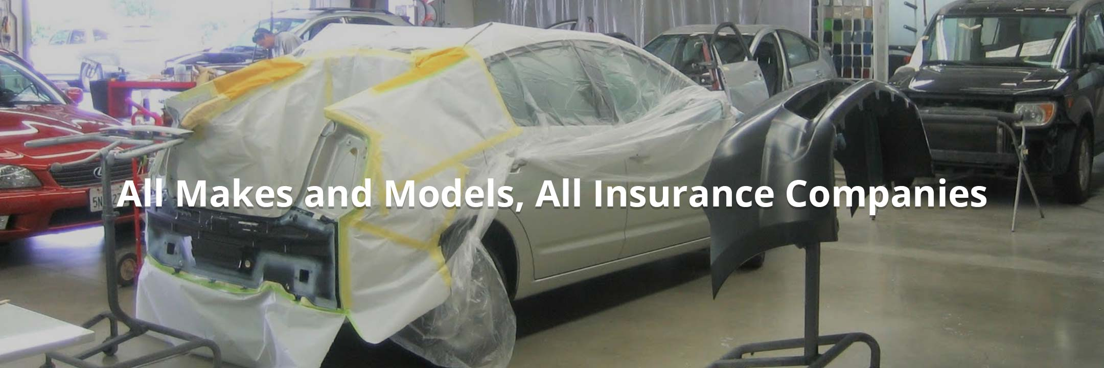 All Makes and Models, All Insurance Companies