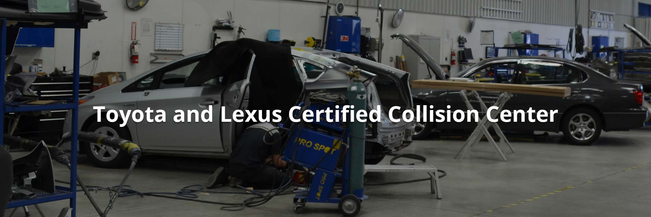 Toyota and Lexus Certified Collision Center